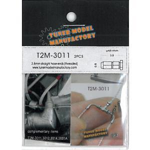 T2M-3011 2本入り ミクロパーツ|barchetta