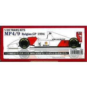 MP4/9 Belgian GP 1994 1/20TRANS KITS|barchetta
