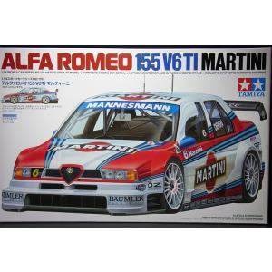 1/24 アルファロメオ 155 V6 TI マルティーニ【タミヤ】|barchetta