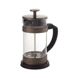 ●本格的なコーヒーが楽しめるフレンチプレス式  ●フレンチプレスはコーヒー豆が熱湯に触れている時間が...