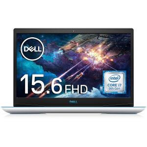 Dell ゲーミングノートパソコン G3 15 3590 Core i7 ホワイト 20Q23W/W...