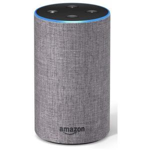 Echoは音声だけでリモート操作できるスマートスピーカーです。「アレクサ」と話しかけるだけで、音楽の...