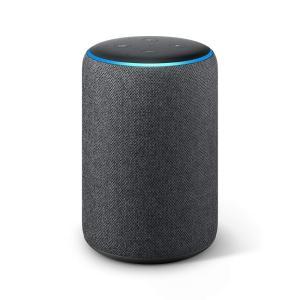 Echo Plus(エコープラス)は、音声で操作できるスマートスピーカー 話しかけるだけで、天気、ニ...