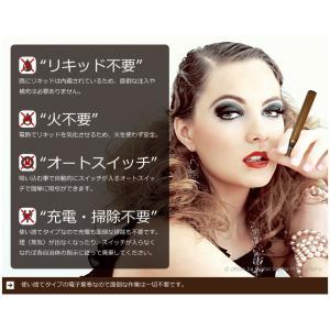 電子葉巻 電子タバコ 使い捨て 1800回程度吸引 送料無料 【メール便・代引不可】|baris|04