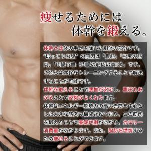 加圧インナー 腹筋 体幹 メンズ 姿勢矯正 体幹筋 お腹 引き締め 着圧 脂肪燃焼 通気性 メール便 送料無料|baris|03
