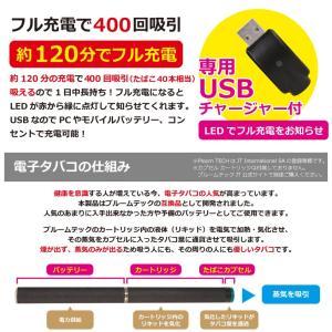 プルームテック 互換バッテリー  電子タバコ Ploom TECH 互換品  マット ブラック  新型 送料無料|baris|06