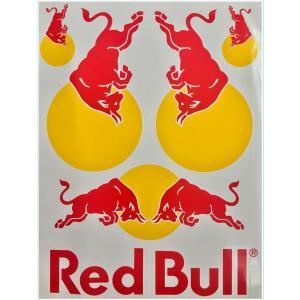 海外限定 / 特大 / PVC仕様 / RED BULL レッドブル ロゴ ステッカー カスタム ライダー 防水仕様 R02-03