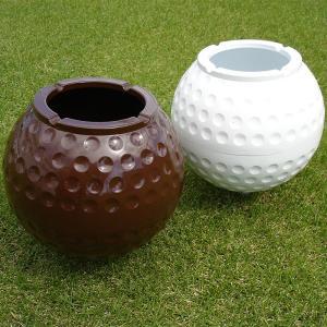 ゴルフボール型灰皿・鉢|baroness