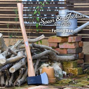 英国ブランド Spear&Jackson 斧 大サイズ|baroness