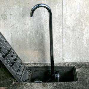タカギ 地下散水栓用ジョイントパイプ G245P baroness