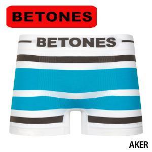 BETONES ビトーンズ ボクサーパンツ メンズ AKER メール便対応 プレゼント ギフト|barouge