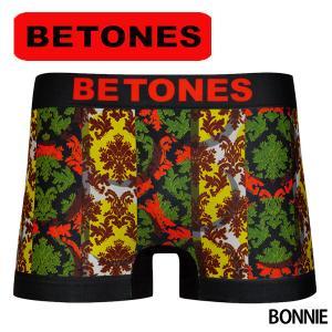 BETONES ビトーンズ ボクサーパンツ メンズ BONNIE メール便対応 プレゼント ギフト|barouge