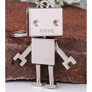 キーホルダー ロボット 愛くるしい 可愛い スタイル 亜鉛合金|barsado2