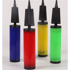 空気入れ ふうせん 風船 往復ポンプ イベント パーティ ハンドポンプ  (カラーは選べません)|barsado2