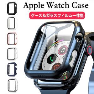 【スマホグッズ新作】アップルウォッチ 保護ケース Apple watch カバー 40mm 44mm 全面保護 耐衝撃 おしゃれ ケース case Applewatch SE series 6 5 4|barsado2