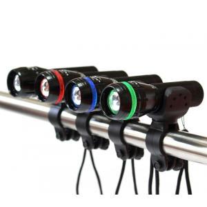 LED ライト CREE Q5 チップ搭載高輝度 自転車 LEDヘッドライト ZOOM機能付|barsado2