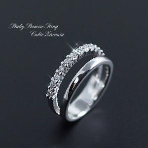 ピンキーリング レディース 指輪 小指 3号 5号 7号 ピンキー リング 可愛い 2号 4号 6号 女性 プレゼント アクセサリー 20代 30代 40代 ホワイトデー お返し