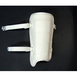 ベルガード BELGARD  FG620 プロモデル 合皮巻きタイプ 甲なし フットガード カラー選択 ホワイト ブラック ネイビー |baseballfield