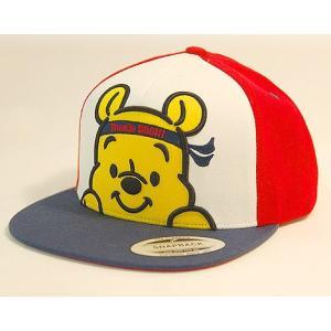ディズニー&ベアーズ コラボキャップ  Disney DOOSAN BEARS  POOH CAP Hustle Doo !!!|baseballfield