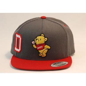 ディズニー&ベアーズ コラボキャップ  Disney DOOSAN BEARS  POOH CAP|baseballfield