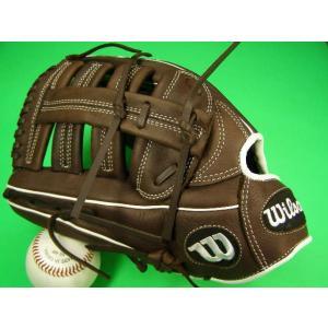 型付け無料 Wilson ウィルソン 海外モデル 左投げ用 A900 MLB 外野用  WTA09RB18125|baseballfield