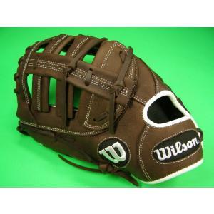 型付け無料 Wilson ウィルソン 海外モデル 左投げ用 MLB ファーストミット A900 12インチ WTA09RB18BM12|baseballfield