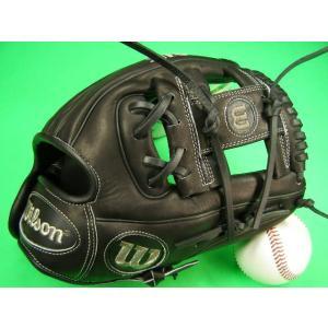 WILSON ウィルソン 海外モデル 内野用 A1K DP15 Dustin Pedroia 11.5 baseballfield