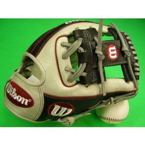 人気のWILSON ウィルソン A2000モデル メジャーリーグでおなじみのウィルソンマーク、 小指...