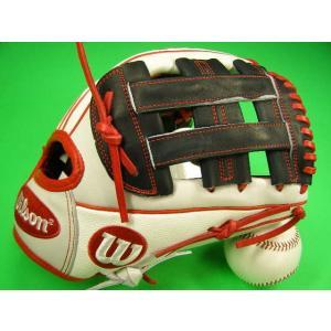 WILSON ウィルソン Wilson 海外モデル ソフトボール用 内野用 PRO-STOCK 2018 A2000 GM FASTPITCH SR32 SIERRA ROMERO-GAME SPEC baseballfield