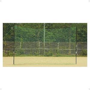 ゼット ZETT 野球 ソフトボール バックネット 3X7M ポール付き 専用バック 携帯用 移動用 簡易ネット 防球ネット(BM9037)|baseballparkstandin