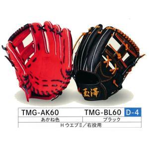 玉澤/タマザワ 軟式グラブ カンタマ六十番い  内野手用小型|baseballpower