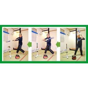 野球 バッティングティー・ロー FBT-341 ティーバッティング 打撃 練習器具 野球 上達器具 |baseballpower|02