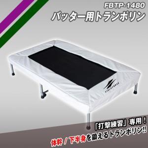 野球 バッティング練習用 トランポリン FBTP−1480 フィールドフォース|baseballpower
