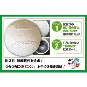 軟式練習球 A球 1ダース|baseballpower