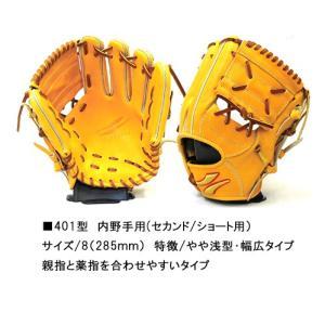 オーダーグラブ 野手用 硬式ステア baseballpower