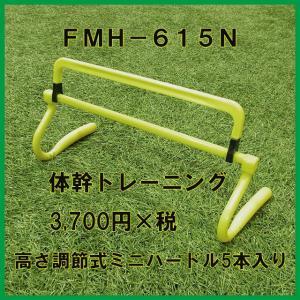 ミニハードル FMH−615N|baseballpower