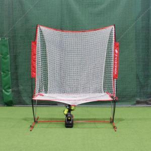 FTM-263AR 野球トスマシン オートリターン ACアダプター付一人で連続ティーバッティング|baseballpower|03