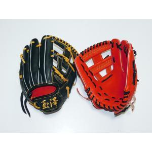 玉澤/タマザワ カンタマ5 硬式グラブ カンタマ 内野手用|baseballpower