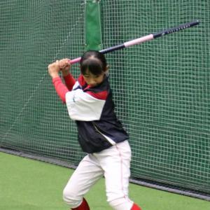女子野球 長尺バット 実打可能 WFCJB-105 ティーバッティング フィールドフォース トスバッティング 学童野球|baseballpower|04