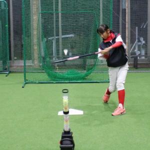 女子野球 長尺バット 実打可能 WFCJB-105 ティーバッティング フィールドフォース トスバッティング 学童野球|baseballpower|05