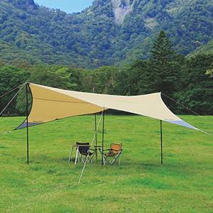 ユニフレーム UNIFLAME REVOタープ L/アウトドア キャンプ レボ ヘキサタープ|basecamp-jp
