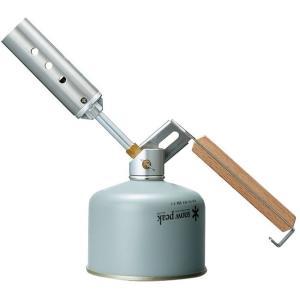 折りたたんでコンパクトに収納できるトーチです。 OD缶とCB缶に対応。 ※ガスカートリッジは付属しま...