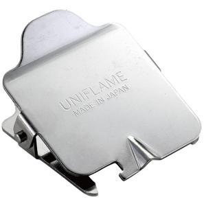 ユニフレーム UNIFLAME ガス抜きクリップ/キャンプ アウトドア用ガスOD缶|basecamp-jp