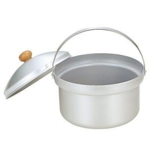 誰にでも上手にご飯が炊けるライスクッカー。難しい火加減のタイミングを「カタカタ」という音で知らせてく...