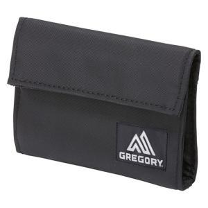 【セール特価】グレゴリー クラシックワレット ブラック (GREGORY)/アウトドア ウォレット ...