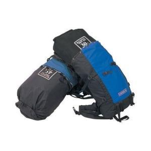 登山や沢登りなどの防水用に最適なインナーバッグです。裏側は目止め加工され、上部のマジックテープで圧着...