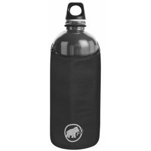 Mammut マムート Add-on bottle holder insulated/0001black/M 2530-00150 ボトルポーチ ブラックの商品画像|ナビ
