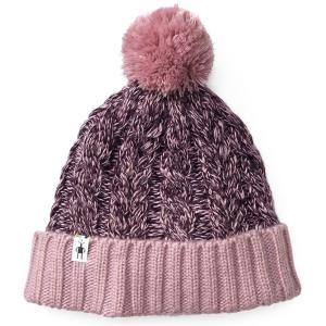 スマートウール スキータウンハット/アウトドアウェア 帽子 ニット帽|basecamp-jp