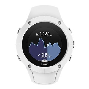 スント スパルタン トレーナー リスト HR ホワイト/アウトドア腕時計 リストウォッチ|basecamp-jp