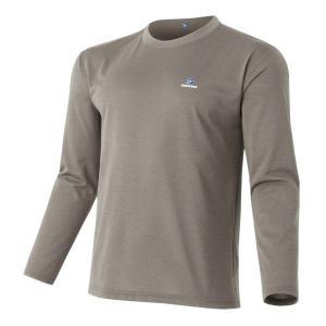 ファイントラック ラミースピンクールロングT メンズ FMM0224/アウトドアウェア Tシャツ|basecamp-jp